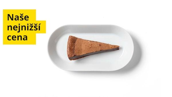 Švédska čokoládová torta.