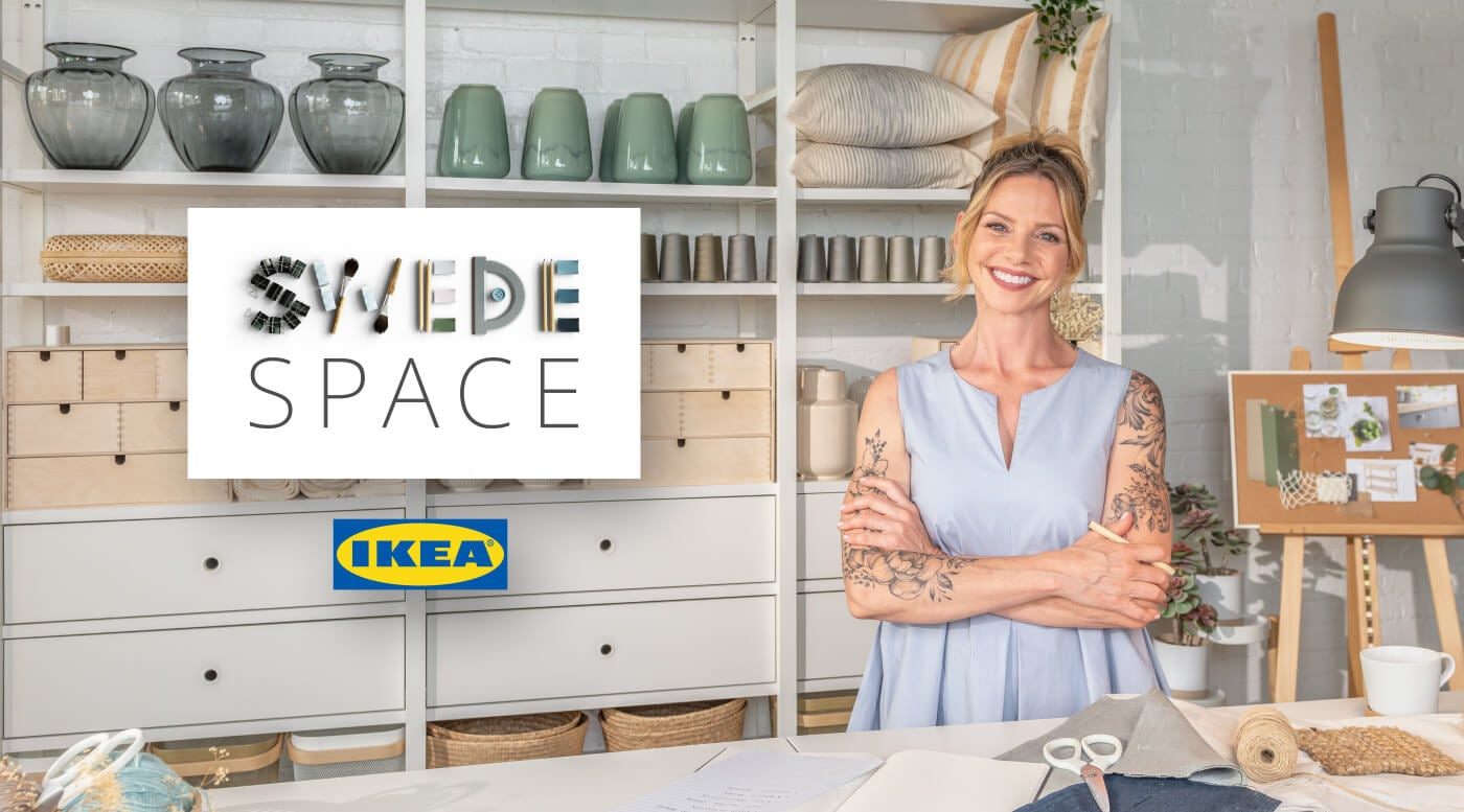 swedespace host and ikea head of design kathy davey stands i 14ce2098fb114a fe77bb9157a48