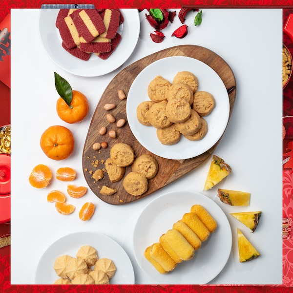 Swedish Food Market CNY Cookies