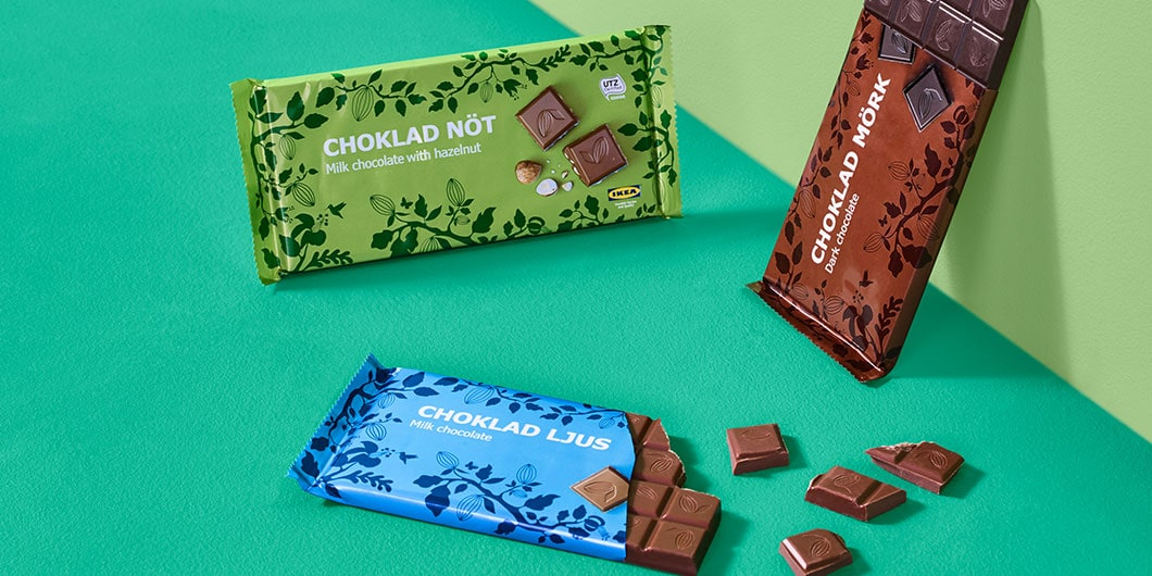 Sweets chocolate
