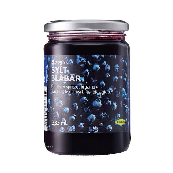 SYLT BALBAR Blueberry jam