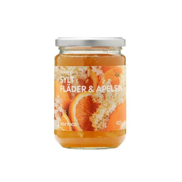 SYLT FLÄDER & APELSIN Orange & elderflower jam