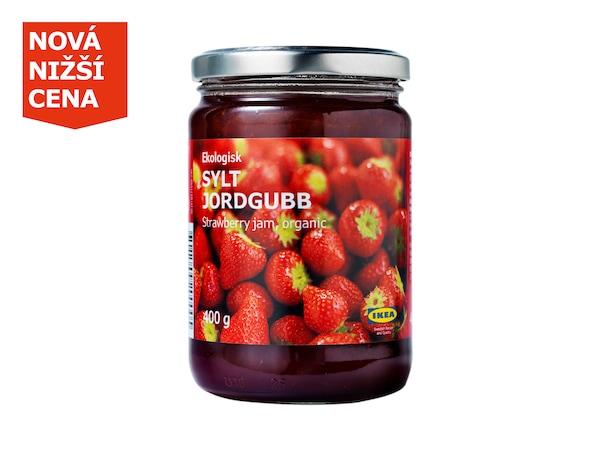 SYLT JORDGUBB jahodový džem.