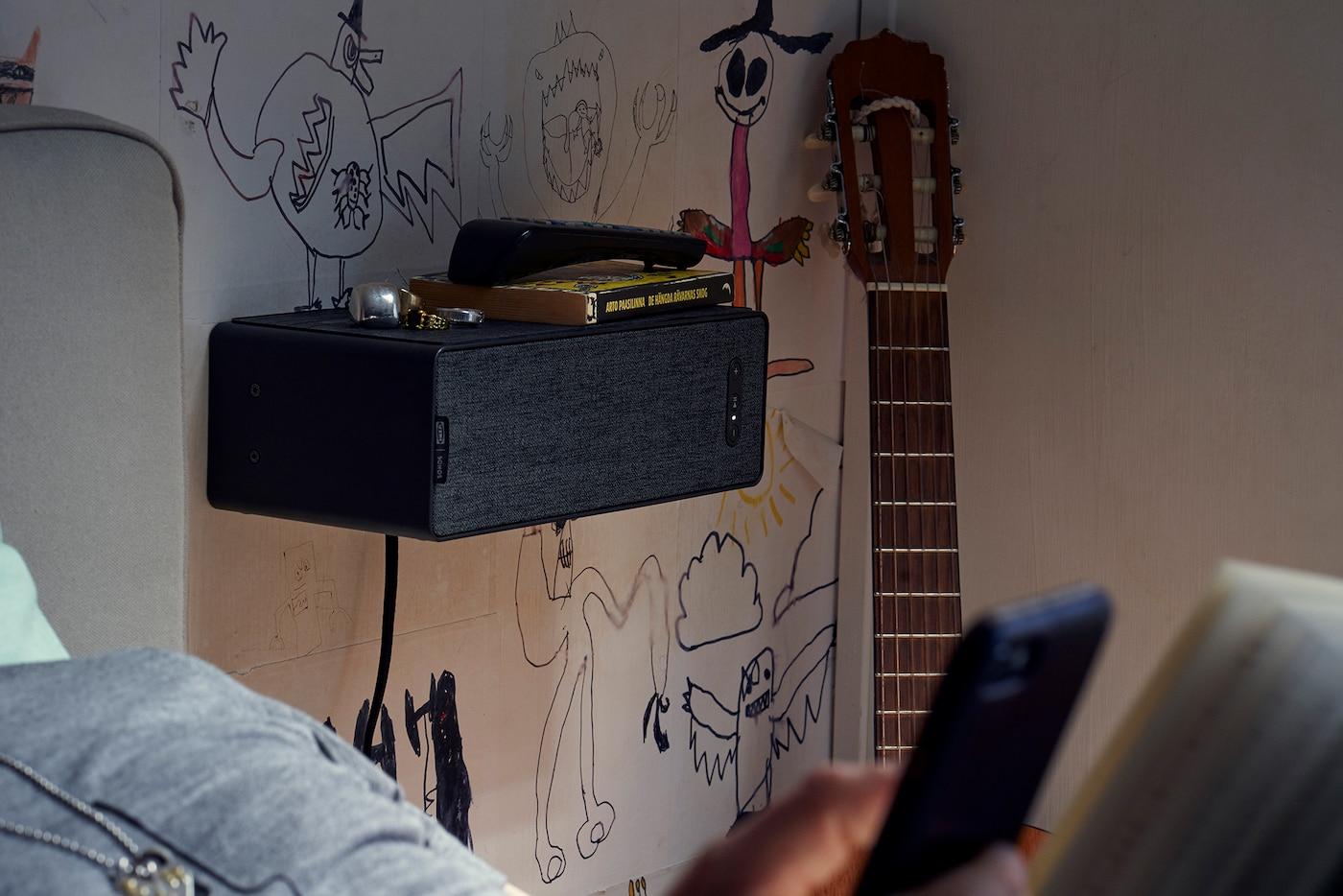 En härlig SYMFONISK duett från IKEA och Sonos IKEA