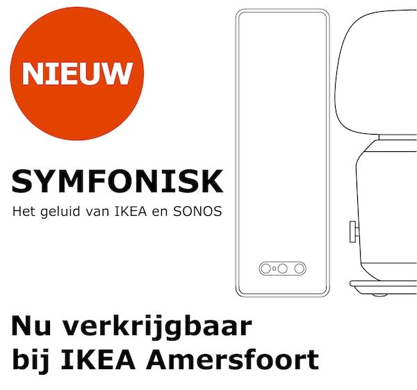 SYMFONISK SONOS speaker lamp IKEA Amersfoort