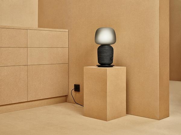 SYMFPNISK lampada - IKEA con SONOS