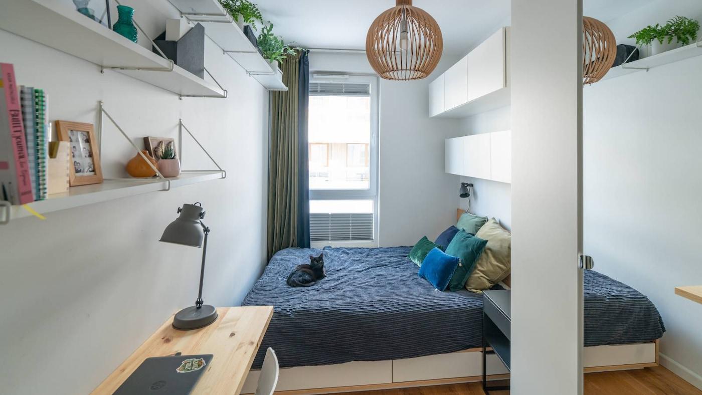 Sypialnia z potencjałem! Jak dostosować wnętrze do naszych potrzeb?