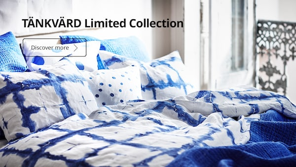 TANKVARD limited collection - For a softer, more tactile every day and every night.
