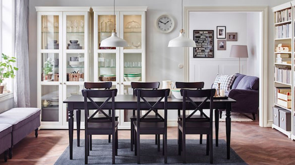 Tavolo Da Pranzo Ikea : Arredamento per la sala da pranzo ikea