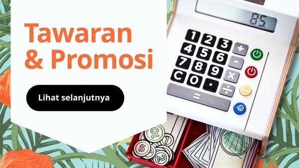 Tawaran dan promosi di IKEA Malaysia