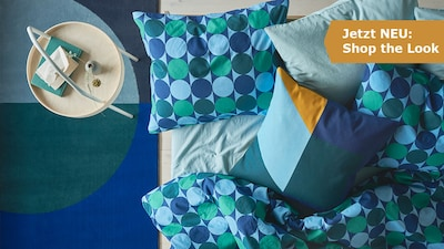 Gut bekannt Bettwäsche & Bettbezüge - IKEA NA13