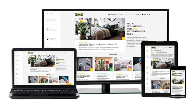 Aktuelle Berichte & Kennzahlen zum Download - IKEA