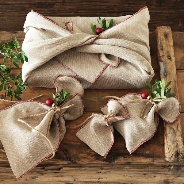 Telas para envolver regalos