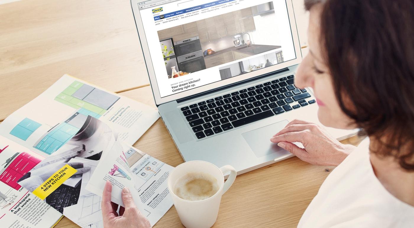 Telefonische keukenplanafspraak keuken ontwerpen - IKEA