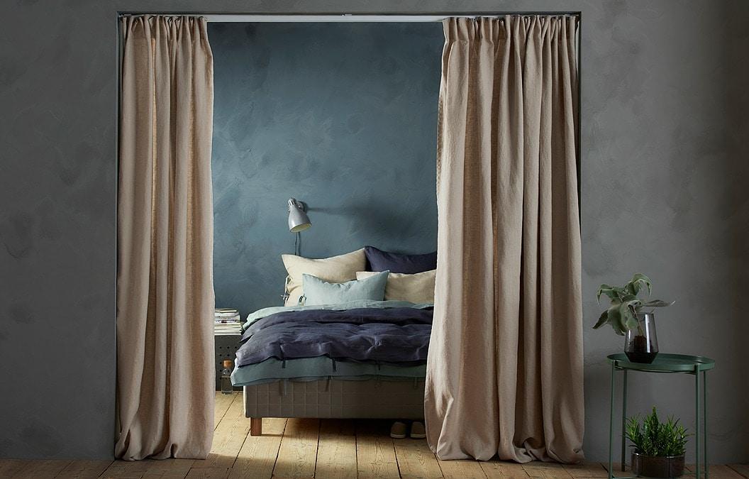 Arreda la tua casa con le tende ikea for Arreda la tua casa