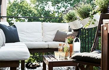 Terraza e xardín - guías de compra