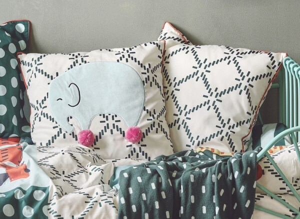 Textiles infantiles IKEA