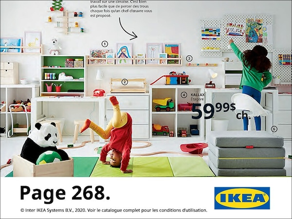 The 2021 IKEA Catalogue is here !