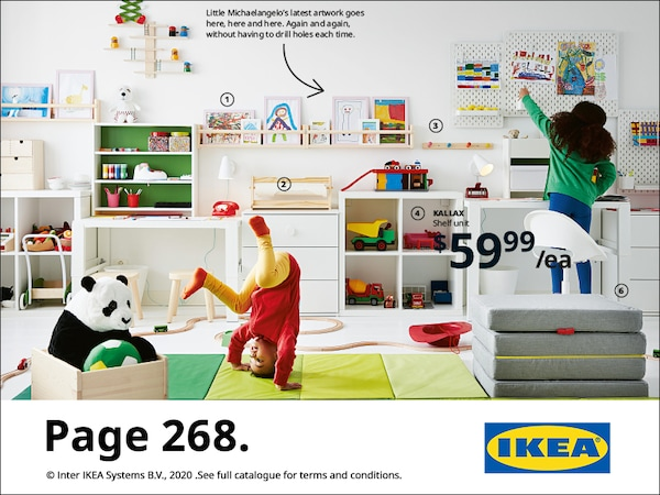 The 2021 IKEA Catalogue is here!
