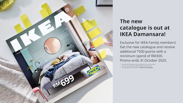 The 2021 IKEA Catalogue is here