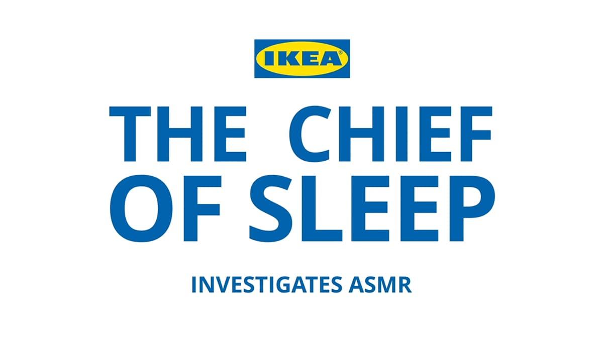 The Chief of Sleep investigates ASMR