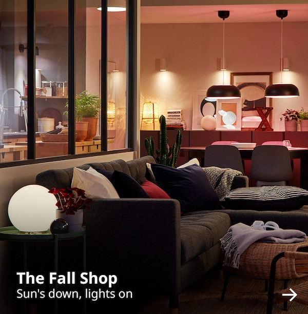 The Fall Shop. Set the scene for gratitude this Thanksgiving.