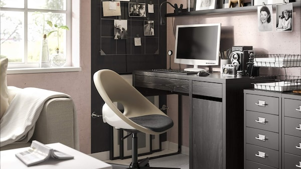 The home office, a place for more than just homework
