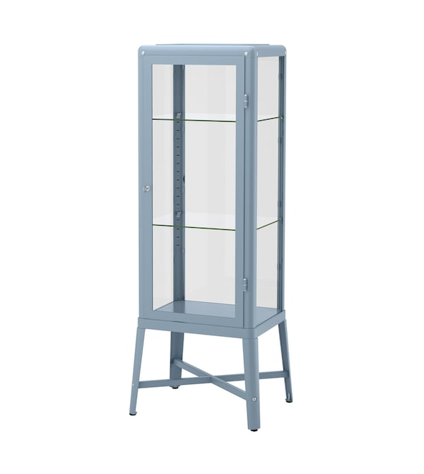 The IKEA FABRIKOR storage unit.