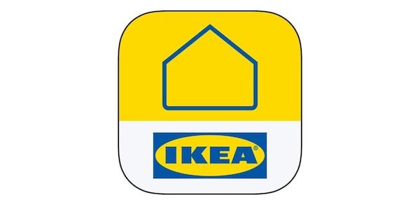The IKEA Home smart symbol for the IKEA Home smart app.