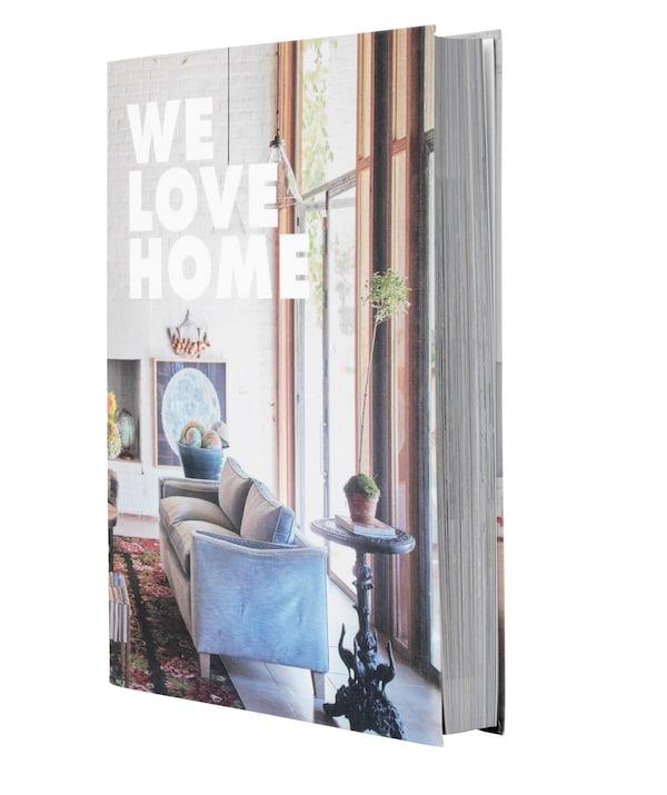 The IKEA SAMMANHANG We Love Home book.