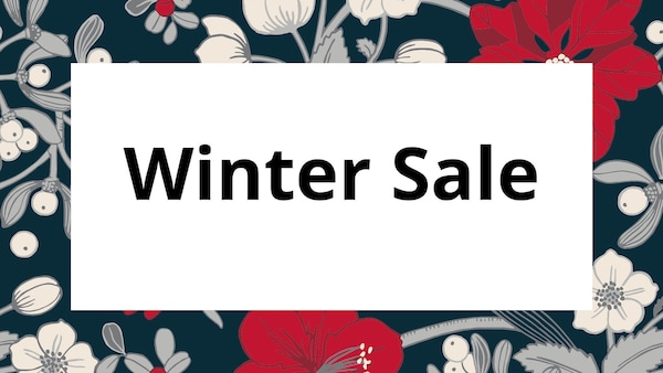 The IKEA Winter Sale