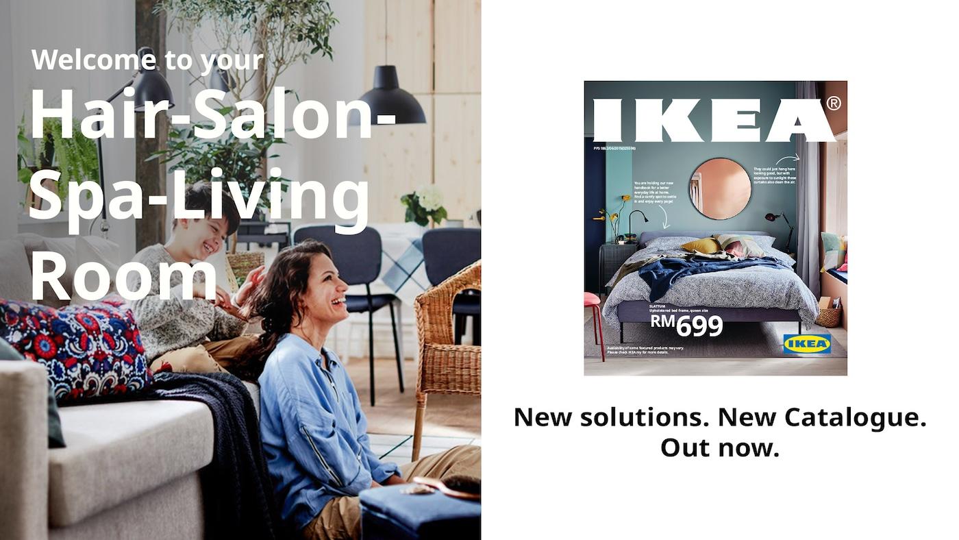 Catalogue and brochures - IKEA