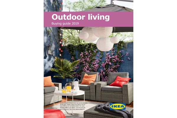 The outdoor living buying guide