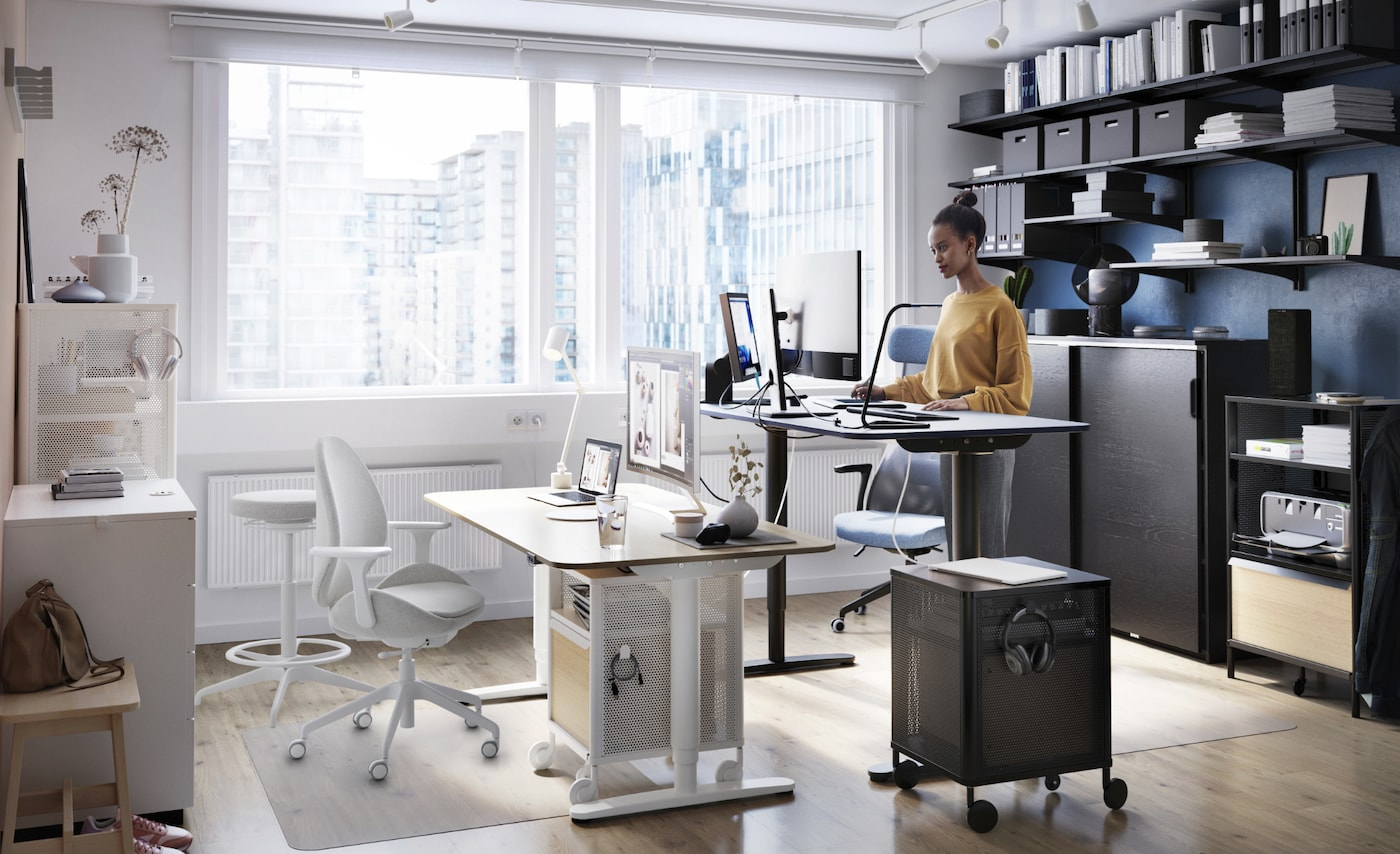 The Personalized Office