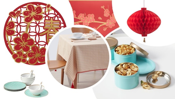 The SOLGLIMTAR Collection to celebrate the Lunar New Year!