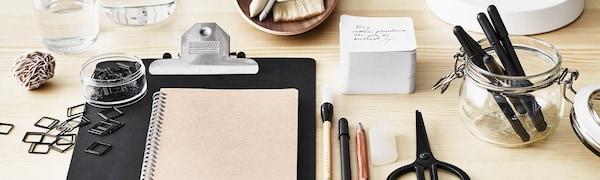 thuiswerken werken vanuit huis wooninspiratie ikea