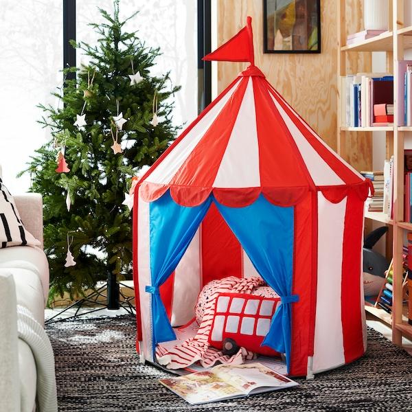 tienda de campaña infantil IKEA