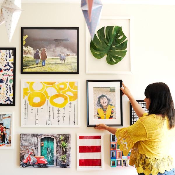 Tipps für deine Galeriewand.