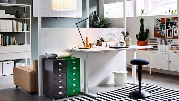 Tipps zur optimalen Arbeitszimmerbeleuchtung