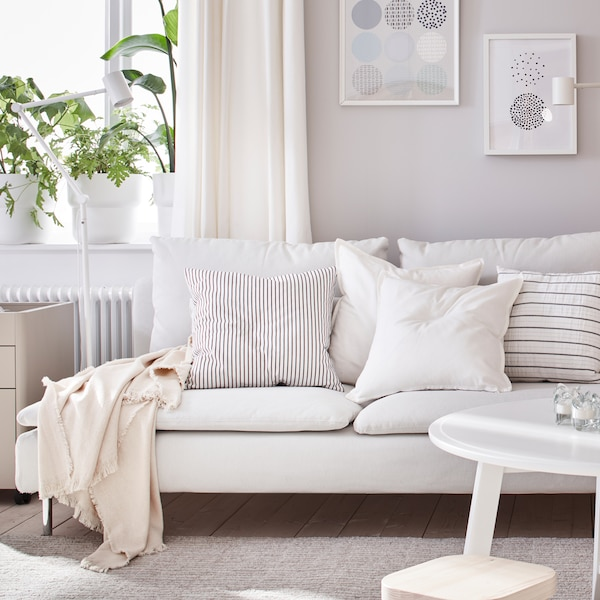 Tips for buying a new sofa.