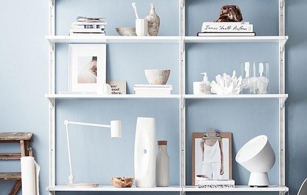 tips-rack cabinet- IKEA living inpiration