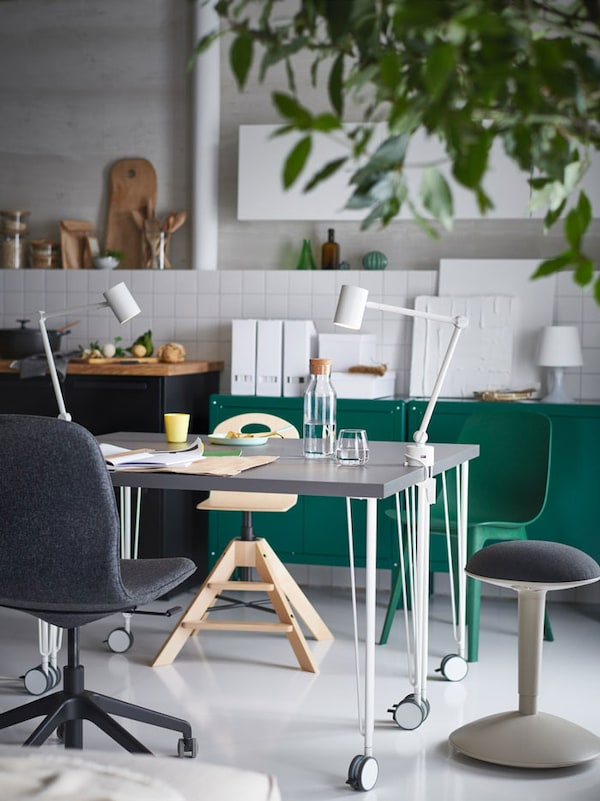 Tips to work in any room.