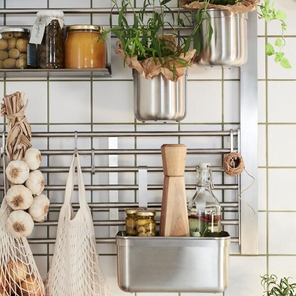 Tipy, jak si vytvořit cirkulární kuchyni v 5 krocích.