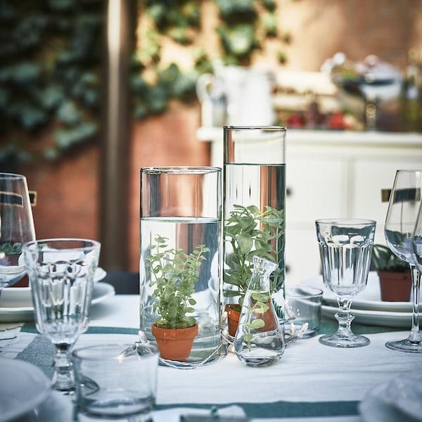 Tischedeko für Hochzeiten
