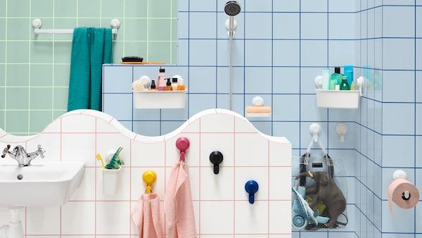 Decoratie Ideeen Voor De Badkamer Ikea