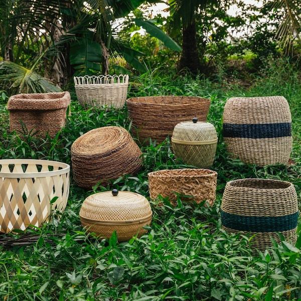 TJILLEVIPS baskets collection