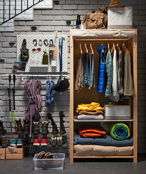 Organizar el Trastero - IKEA