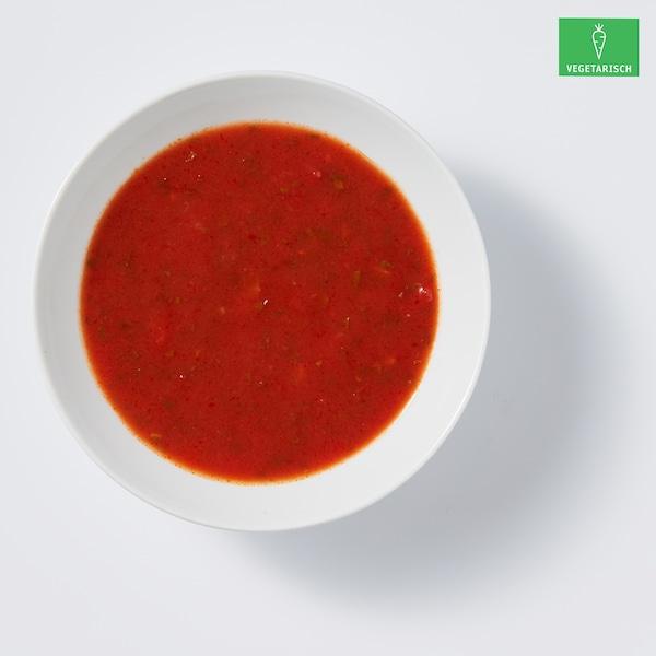 Tomato soup restaurant ikea