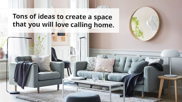 Tons of ideas to create a space that you will love calling home.