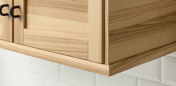 TORHAMN kitchen deco strip and cover panel